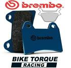 Harley Davidson 1340 FXLR Low Rider Custom 87-99 Brembo CC Rear Brake Pads