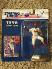 OZZIE SMITH SIGNED AUTO AUTOGRAPH 1996 STARTING LINEUP SLU ST LOUIS CARDINALS !!