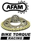 Beta 125 Alp 01-03 AFAM Recommended Chain And Sprocket Kit