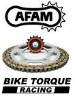 Aprilia 650 Pegaso Strada (Alloy wheel) 05-09 AFAM Quiet Chain & Sprocket Kit