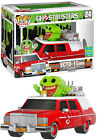 SDCC 2016 FUNKO POP RIDES GHOSTBUSTERS RED ECTO-1 WITH SLIMER EXCLUSIVE