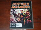 2019 The New Barbarians 1985 DVD R4 Post Apocalyptic Action Fred Williamson