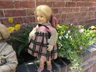 RARE 1920s 350a Lenci felt doll all Original 20 inches