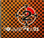 SQUAREHEADS So Hard 2 Birdnest ‎BIRD062CD 3tr 1994 3tr Gated Cardboard CD Single