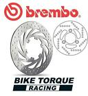 Kymco 50 Super 9 LC 2002> Brembo Upgrade Rear Brake Disc