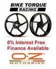 Black OZ Piega Wheels Ducati 888 Str / SP5 93-94 Interest Free Credit Available