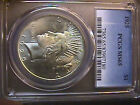 1925 PEACE SILVER DOLLAR GRADED MS65 PCGS FREE SHIPPING
