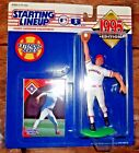 1995 KENNER STARTING LINEUP EXTENDED SERIES RUSTY GREER TEXAS RANGERS - ROOKIE