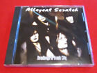 ALLEYCAT SCRATCH - Deadboys In Trash City - CD Glam 2009 Black Cover
