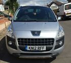 Peugeot 3008 Allure 16 HDI 2012 low milage