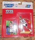 1996 ROOKIE Damon Stoudamire NBA Starting Lineup Toronto Raptors Basketball- NIP