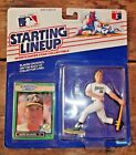 1989 Mark McGwire Starting Lineup Kenner Baseball Action Figure Card - SEALED -