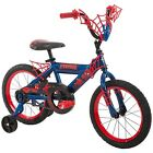 Boys Marvel Ultimate Spider Man Bike Red 16 Inch Huffy Cycling 51967 New