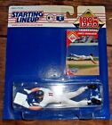 Starting Lineup MLB Action Figure Kenner Chuck Knoblauch 1995 Minnesota Twins