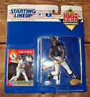 1995 Starting Lineup Baseball Action Figure, Julio Franco, Chicago White Sox NIP