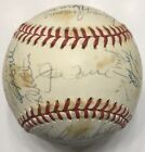 1978 NEW YORK METS Team Signed Autographed Baseball JOE TORRE NINO ESPINOSA