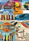 15 DIFFERENT CLASSIC SURF METAL SIGNS SET 995 EA FREE SHIPPING YOU GET ALL 15
