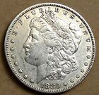 1880 Morgan Silver Dollar  - CHOICE XF, early date - no reserve