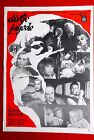 WILD STRAWBERRIES INGMAR BERGMAN INGRID THULIN 1957 RARE EXYU MOVIE POSTER