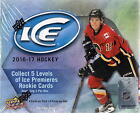 UPPER DECK 2016-17 ICE HOCKEY HOBBY BOX FREE PRIORITY SHIPPING NEW SEALED UD