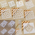 DIY Variety Reusable Template Stencil Spray Painting Mold Room Wall Decor Crafts