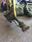 case maxxum 5140 front axle tractors machinery spares or repairs breaking