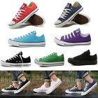 Women Lady ALL STARs Chuck Taylor Ox Low Top shoes Canvas Sneakers