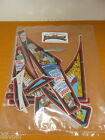 NEW SEALED LICENSED 1976 BALLY CAPTAIN FANTASTIC PINBALL PLAYFIELD PLASTIC SET