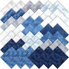 Moda Forest Frost Glitter II Charm Pack 42 5 Quilting Quilt Cotton Squares Kit