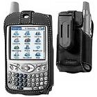 Palm Form Fit Case Cover With Rotating Belt Clip For Treo 650 700p 700w 700wx