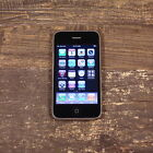 Apple iPhone 3G 8GB Black Unlocked ATT MB702LL
