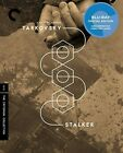 Stalker Criterion Collection New Blu ray Subtitled Widescreen