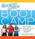 THE BIGGEST LOSER BOOTCAMP BIGGEST LOSER COR NEW PAPERBACK BOOK