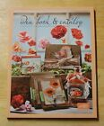 NEW Stampin Up 2011 2012Catalog  Idea Book
