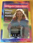 NIP Weight Watchers Winning Points Pedometer  Walking Guide