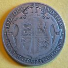 Great Britain 1922 Half Crown SILVER George V