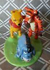 Winnie the Pooh Tigger and Eeyore CakeTopper