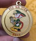 Sheridan Park Volunteer Fire Company Challenge Coin Key Chain Fighting Irish