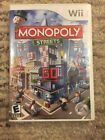 Monopoly Streets (Nintendo Wii, 2010) complete