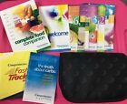 Weight Watchers Complete Food Companion Fast Track Kit DVD Weeks 1 6 Flex Points