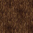 Rich Brown Tree Bark Fabric Northcott Naturescapes 21381 36 By 1 2 Yard