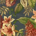 1.625 YD Mill Creek Raymond Waites POLYNSIA CARIBE Floral Drapery Sewing Fabric