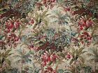 1.625 YD Mill Creek Raymond Waites VINTAGE JUNGLE SAFARI Leopard Drapery Fabric