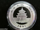 2005 China 100Y 1/2oz Palladium Panda Coin / Perfect Condition with Box /Paper