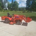 2015 simplicity legacy xl 4wd with front end loader and 60 inch mowing deck