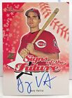 Joey Votto 2004 Bowman Signs of the Future Prospect on-card Autograph Auto REDS