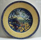 "Fitz and Floyd - Coq Du Village – 12"" Buffet/Serving Platter - Classic Choices"
