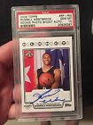 PSA 10 GEM 2008-09 Topps RUSSELL WESTBROOK Auto Rc PHOTO SHOOT. Rare. Pop 10!