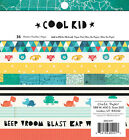 Crate Paper Cool Kid Collection 6 x 6 Paper Pad 680491