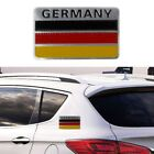 Aluminum National Flag Car Sticker Logo Emblem Badge For Audi Bmw Vw Skoda